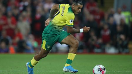 Norwich City wide player Onel Hernandez has suffered a knee injury Picture: Paul Chesterton/Focus Im