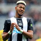 Newcastle United's Joelinton - a big summer signing for the Magpies Picture: PA