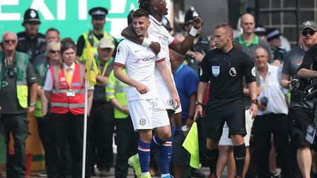 Mason Mount and Tammy Abraham have both benefited from Chelsea's policy of blooding youngsters this