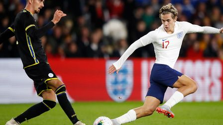 Norwich City and England Under-21s' attacker Todd Cantwell has had a stunning start to the new seaso