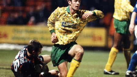 Chris Sutton won titles with Blackburn and Celtic but missed out on silverware with Norwich City Pic