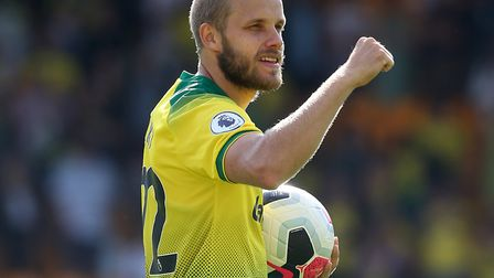 Norwich City striker Teemu Pukki has been nominated for the Premier League Player of the Month award