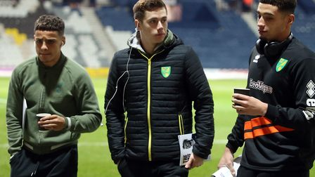 Norwich City defender Ben Godfrey captains England's Under-21s against Kosovo's Under-21s. Picture: