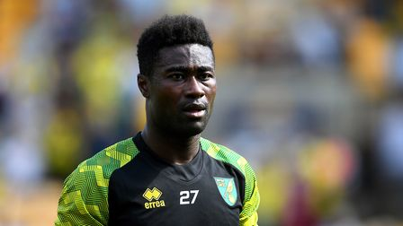 Alex Tettey - waiting in the wings Picture: PA
