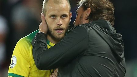 Teemu Pukki scored at Liverpool but it was a tough opening night in the Premier League for Norwich C