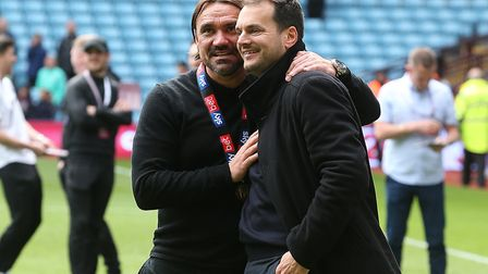 Daniel Farke was headhunted by the City sporting director and tasked with creating a recognisable st