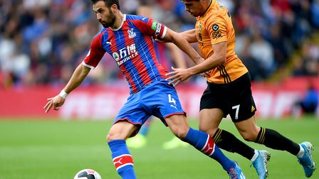 Crystal Palace's Luka Milivojevic has spoken of his desire to exploit City's weaknesses ahead of the