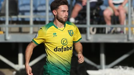 Patrick Roberts made his Premier League debut in the dying embers of Norwich City's 2-0 defeat to Bu