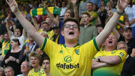 Norwich City's fans have got the backing of Christop Zimmermann after experiencing the Carrow Road r