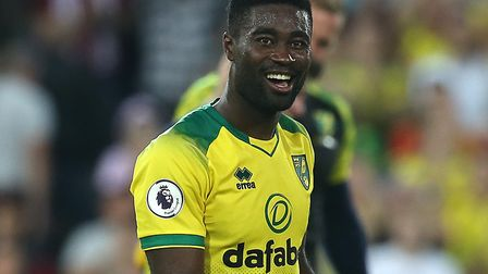 Alex Tettey has dismissed reports he is looking for a return to his native Norway Picture: Paul Ches