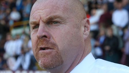 Burnley manager Sean Dyche felt his side were full value for a 2-0 Premier League win over Norwich C