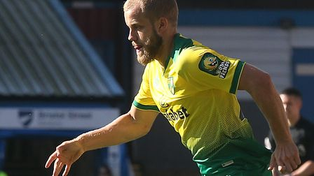 Teemu Pukki has scored six goals for Norwich City in the Premier League already this season Picture: