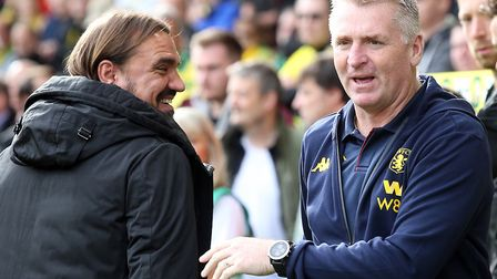 Dean Smith had the last laugh after plotting Aston Villa's 5-1 Premier League win at Norwich City Pi