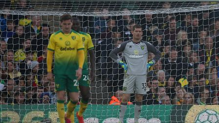 It was a tough day at the office for Norwich City as they were comfortably beaten by Aston Villa at