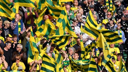 Norwich City supporters have been urged to bring the noise. Picture: Joe Giddens/PA Wire.
