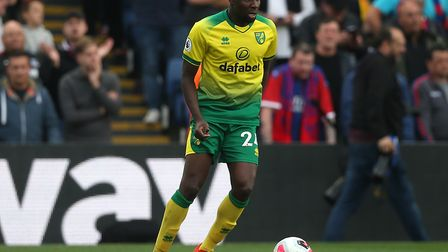 Ibrahim Amadou is yet to feature in his natural defensive midfield position. Picture: Paul Chesterto