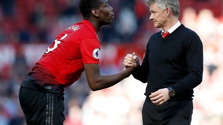 Solskjaer's deteriorating relationship with a number of United's key names, including Paul Pogba, ha