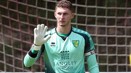 Norwich City loanee Aston Oxborough was involved in Wealdstone's 2-0 defeat to Maidenhead as they fa