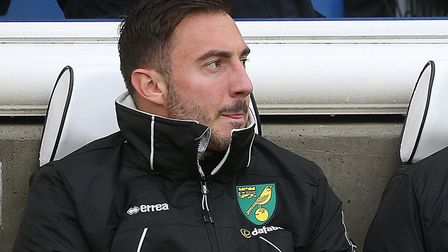 Josip Drmic was one of Norwich City's additions following promotion Picture: Paul Chesterton/Focus I