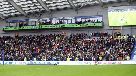 Norwich City supporters are concerned by the current offerings on the pitch after a 2-0 defeat to Br