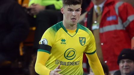 Sam Byram was one of Norwich City's summer signings Picture: Paul Chesterton/Focus Images Ltd