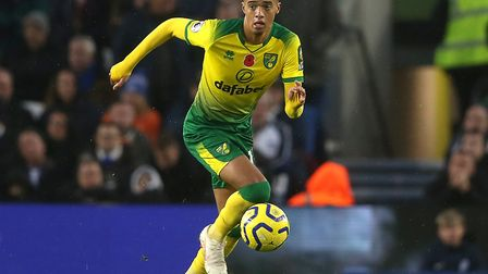 Jamal Lewis is set to join up with Northern Ireland after Norwich City's game against Watford on Fri