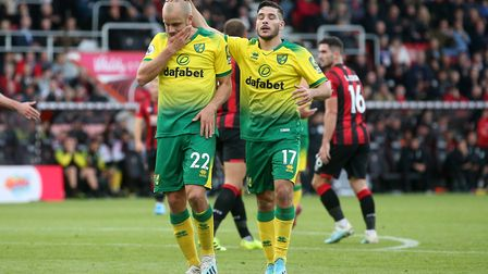 Norwich City will be hoping Teemu Pukki and Emi Buendia can start firing again this evening against