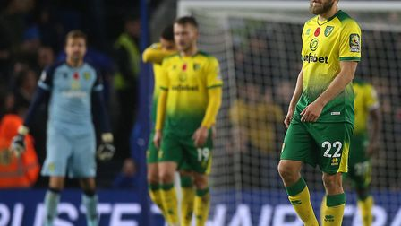 Teemu Pukki has lacked support from midfield in recent Norwich City games Picture: Paul Chesterton/F