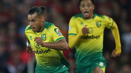 Fit-again wide player Onel Hernandez is back in the mix for Norwich City Picture: Paul Chesterton/Fo