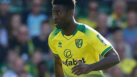 Alex Tettey is back in Norwich City's starting XI Picture: Paul Chesterton/Focus Images