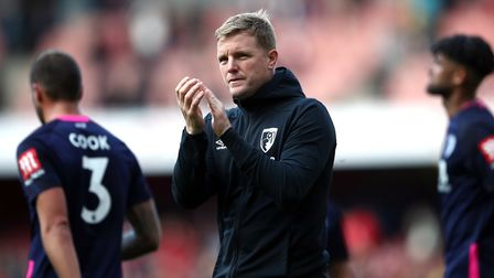 Bournemouth manager Eddie Howe Picture: PA