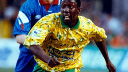 Ruel Fox was the last player to score an away penalty in the Premier League for Norwich City, in Dec