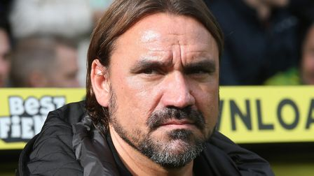 Daniel Farke knows Norwich City must tighten up considerably Picture: Paul Chesterton/Focus Images L