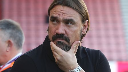 Daniel Farke's Norwich City ground out a first away point of the Premier League season at Bournemout
