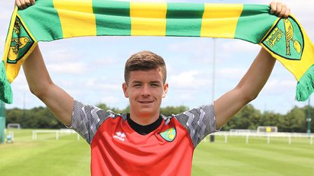 Charlie Gilmour has played every minute for SC Telstar this season. Picture: Norwich City FC