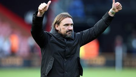 Daniel Farke is the star of a new quiz available through Amazon's Alexa. Picture: Paul Chesterton/Fo