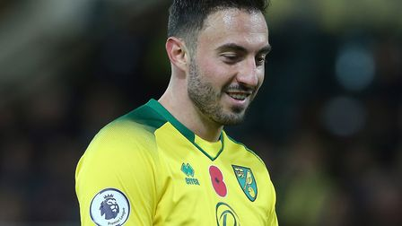 Josip Drmic featured as a substiute during Norwich City's home loss to Watford Picture: Paul Chester