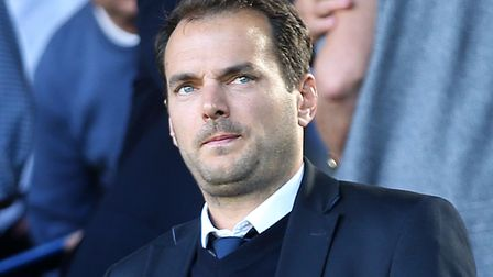 Norwich City's sporting director Stuart Webber will not panic in the January transfer window Picture