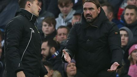 Daniel Farke is confident Norwich City will bounce back after a rough spell in the Premier League P
