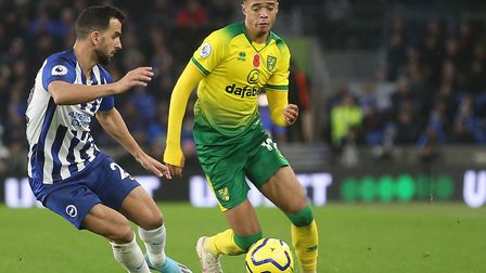 Norwich City left-back Jamal Lewis has joined up with Northern Ireland Picture: Paul Chesterton/Focu