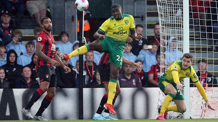 Ibrahim Amadou earned special praise from Daniel Farke after his Bournemouth display Picture: Paul C