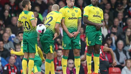 Norwich City will be tested again defensively against Manchester United after a clean sheet at Bourn