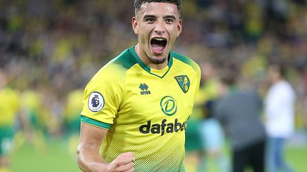 Norwich City defender Ben Godfrey savoured victory over Manchester City at Carrow Road last month Pi