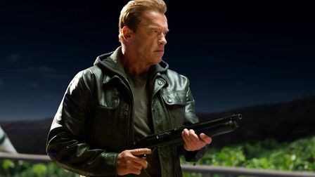 The Terminator star Arnold Schwarzenegger has predicted a 3-0 defeat for City this weekend against M