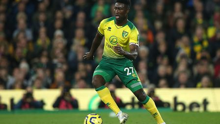 Alex Tettey has revealed this season could be his last in football. Picture: Paul Chesterton/Focus I