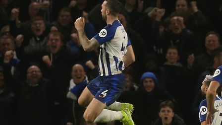 Shane Duffy seals Brighton's 2-0 Premier League win against Norwich City