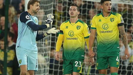 Norwich City slipped to a second consecutive Premier League home defeat against Manchester United Pi