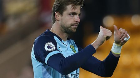 Tim Krul will have a scan on a knee issue after his starring role for Norwich City in a 3-1 Premier