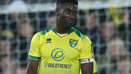 Alex Tettey has spoken critically of his team-mates after their defeat to Manchester United on Sunda