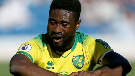 Alex Tettey is demanding Norwich City become more streetwise Picture: PA